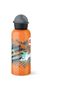 Trinkflasche in orange - 600ml