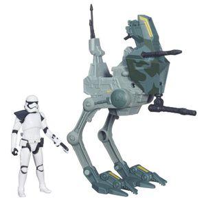 Star Wars Episode 7 - Class I Fahrzeug - Set inkl. Actionfigur