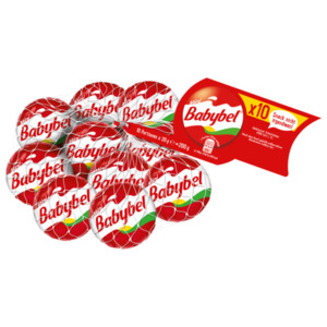 Mini Babybel 10x20g