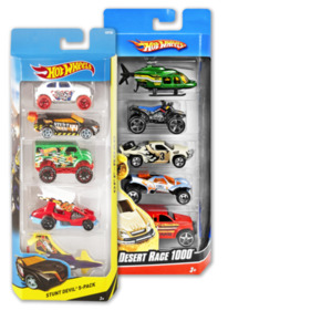 MATTEL HOT WHEELS Auto-Set aus Metall