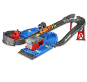 MATTEL HOT WHEELS Track-Set City Speedway
