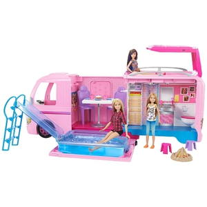 Barbie - Super Abenteuer Camper (FBR34)