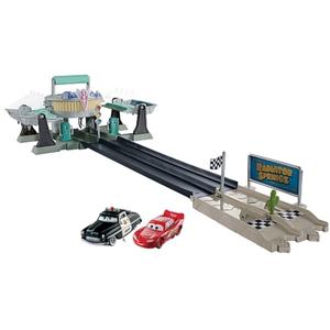 Disney Cars 3 - Radiator Springs: Spielset Flo´s Café