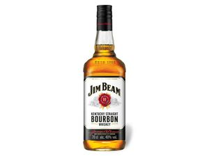 JIM BEAM White Kentucky Straight Bourbon Whiskey