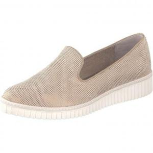 s.Oliver Slipper Loafer Design Damen beige