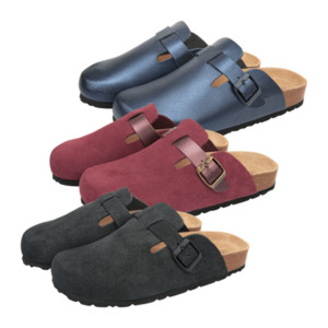 WALKX Winter-Comfort-Clogs