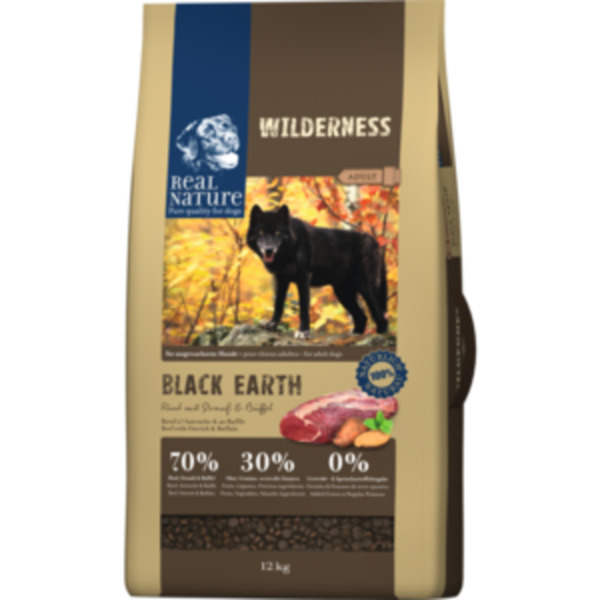REAL NATURE WILDERNESS Black Earth Rind & Büffel