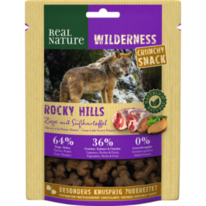 REAL NATURE WILDERNESS Crunchy Snack