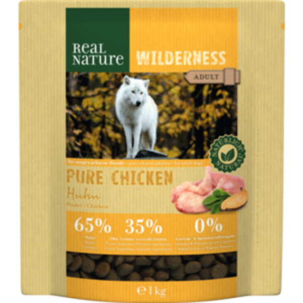 REAL NATURE WILDERNESS Pure Chicken Adult