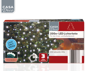 CASA Deco LED-Lichterkette