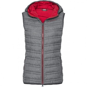 FLM            Sports Damen Steppweste 1.0 grau