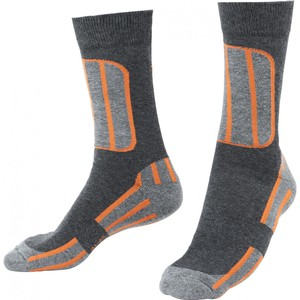 FLM            Sports Socken kurz 1.1 orange