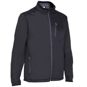 Softshelljacke Fleece Segeln Race Herren schwarz TRIBORD