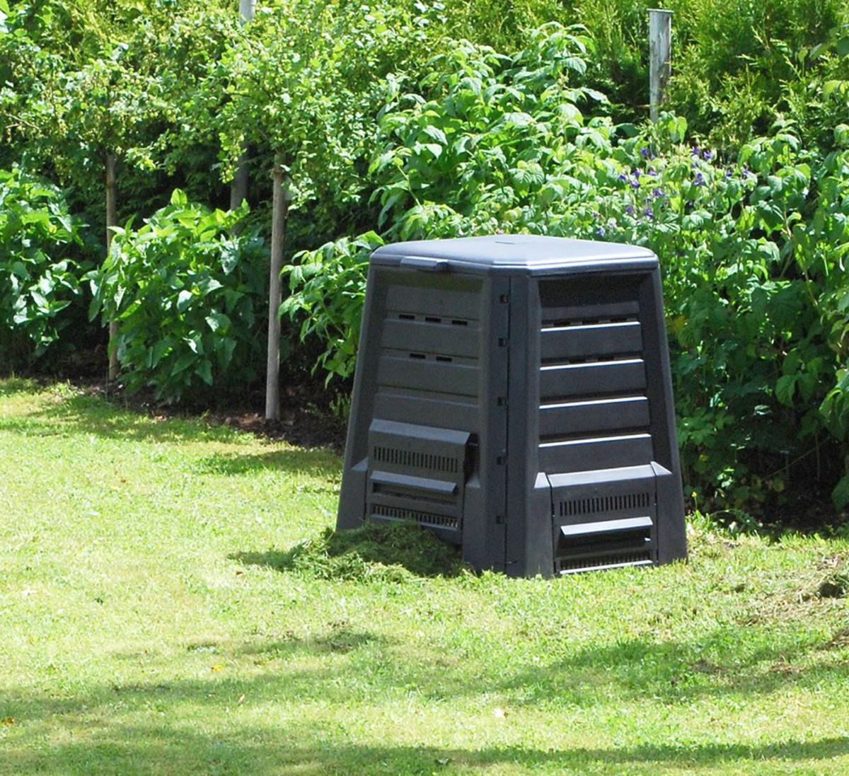 Bild 1 von KHW Komposter 340 Liter
