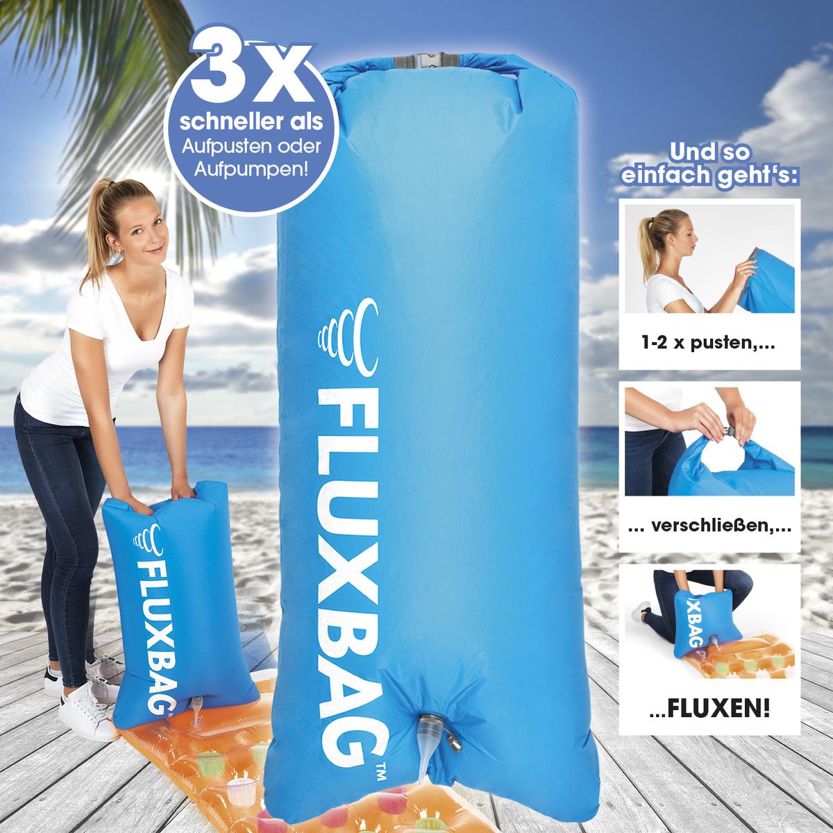 Bild 5 von Fluxbag Luftpumpe blau
