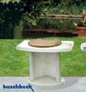 Bild 2 von Buschbeck Beistelltisch Georgia weiß