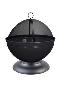 Buschbeck Feuerschale Globe schwarz