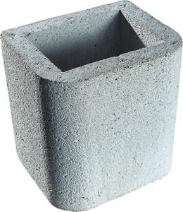 Buschbeck Kaminverlängerung Standard grau