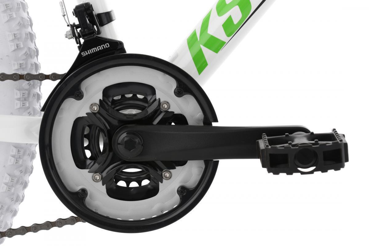 """Bild 2 von KS Cycling Kinderfahrrad Mountainbike Fully 20"""" Zodiac rot-weiß RH 31 cm"""
