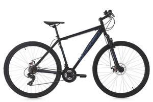 KS Cycling Mountainbike Hardtail Twentyniner 29'' Heist schwarz-blau RH 51 cm