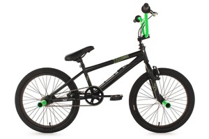 KS Cycling BMX Freestyle 20'' Dynamixxx grün