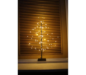 Dehner Markenqualität LED Baum, ca. 45 cm