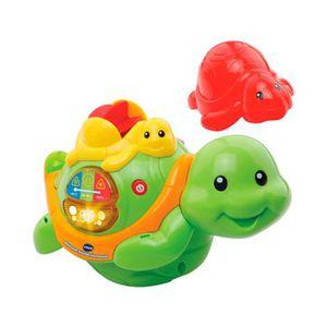 VTECH  BABY Badespielzeug Badespass Schildkrötenfamilie