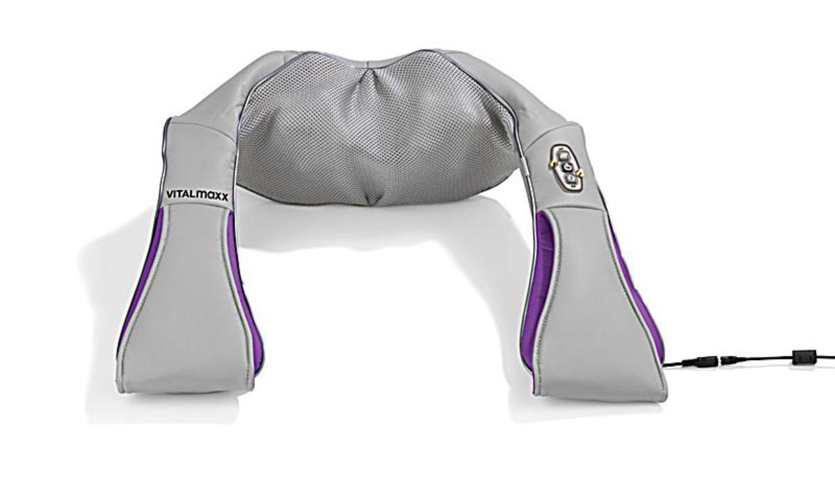 Bild 1 von VITALmaxx Shiatsu Massagegerät für Nacken & Schultern