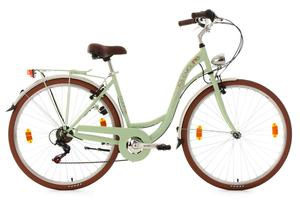 KS Cycling Damenfahrrad 28'' Eden mint RH 48 cm