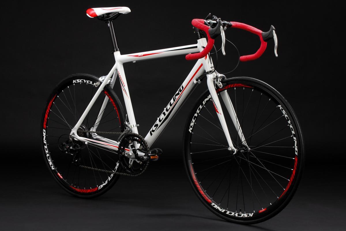 Bild 5 von KS Cycling Rennrad 28'' Euphoria weiß Alu-Rahmen RH 55 cm