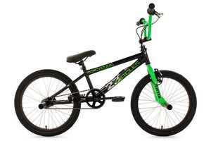 "KS Cycling BMX Freestyle 20"" Circles grün"