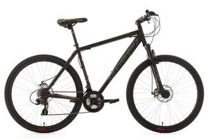 """KS Cycling Mountainbike Hardtail MTB 27,5"""" Heist schwarz RH 46 cm"""