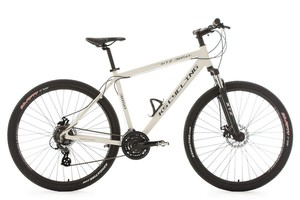 KS Cycling Mountainbike Twentyniner 29'' Hardtail GTZ weiß RH 51 cm