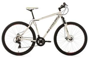 """KS Cycling Mountainbike Hardtail Twentyniner 29"""" Heist weiß RH 51 cm"""