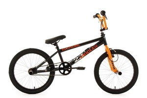 "KS Cycling BMX Freestyle 20"" Circles orange"