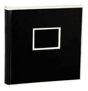 "Semikolon             Fotoalbum ""Jumbo XL"", black, Hochformat"