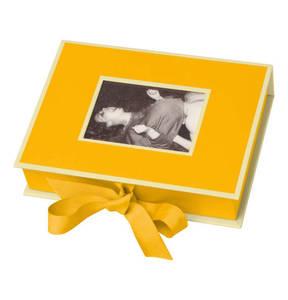 Semikolon             Kleine Fotobox, sonne