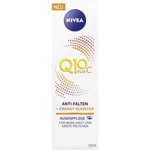 NIVEA Q10 plusC Augencreme Anti-Falten Energy Booster