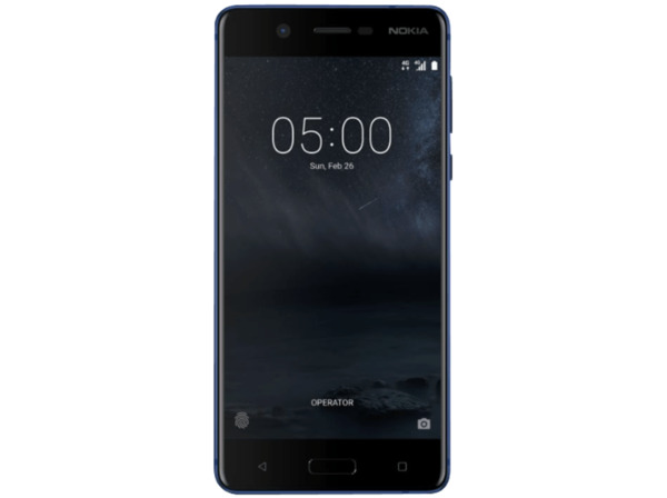 nokia 5 dual sim smartphone 16 gb 5 2 zoll blau lte. Black Bedroom Furniture Sets. Home Design Ideas