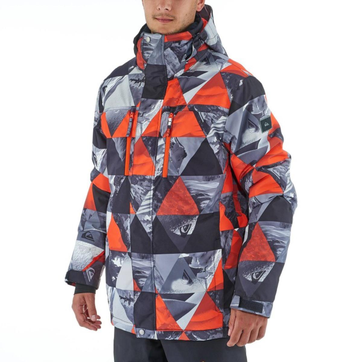 Bild 5 von QUIKSILVER Skijacke / Snowboardjacke Shift Herren, Größe: XS