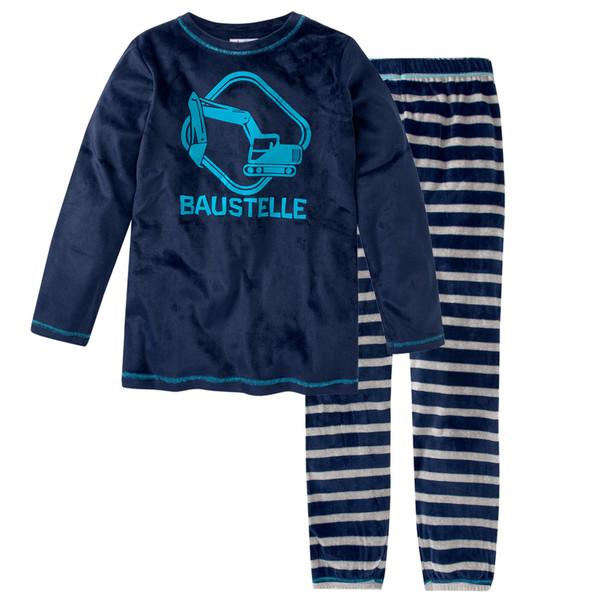 Jungen-Nicki-Schlafanzug von Ernstings Family ansehen!