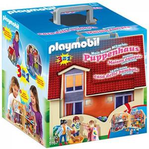 PLAYMOBIL 5167 - Dollhouse Neues Mitnehm-Puppenhaus