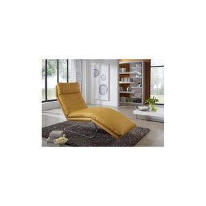 die sofa manufaktur Relaxliege Lederbezug Sunrise ca. 65 x 101 x 158 cm