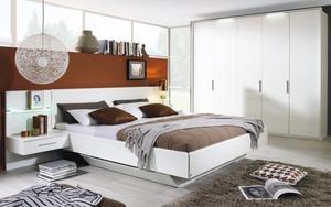Rauch Dialog - Schlafzimmer Farah in weiß