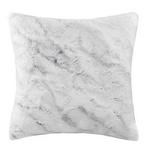 GALERIA home             Webpelz-Kissen, 100% Polyester, hautsympathisch, pflegeleicht, angenehm weich, 50 x 50 cm