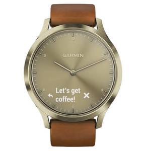 GARMIN             Vivomove HR Premium Gold 40-33-3995