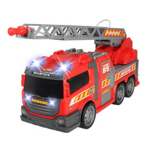 "DICKIE TOYS             Feuerwehrauto ""Fire Fighter"", mit Funktion, 36 cm"