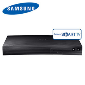 3D-Blu-ray-Player BD-J5500 im Curved-Design • Dolby True HD, DTS • Upscale auf 1080p • HDMI-/USB-/Ethernet-Anschluss
