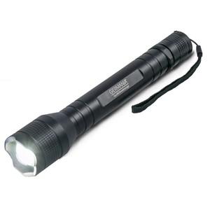 Profi LED Stabtaschenlampe Aluminium 10 Watt 350 Meter Leuchtweite Germania