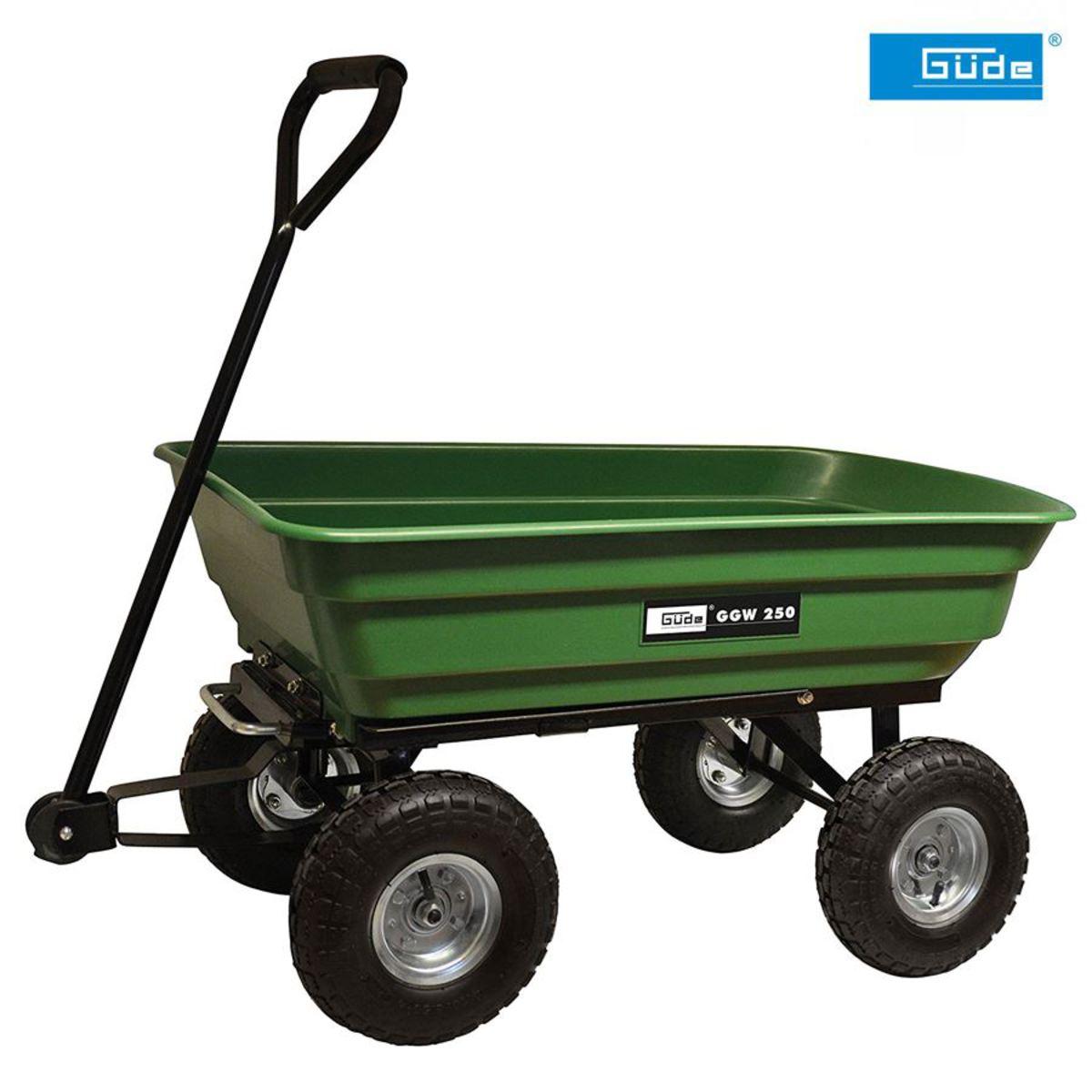 Bild 1 von Güde Gartenwagen GGW 250